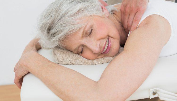 Post-workout Massage for Seniors