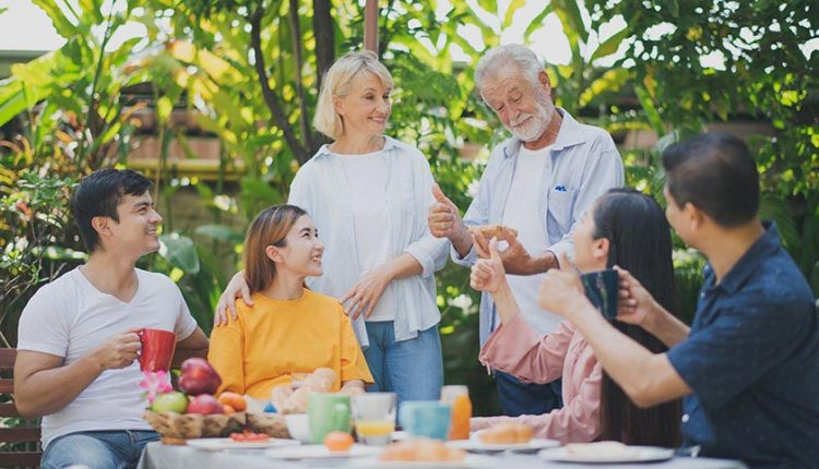 bonding activities for younger and older generations