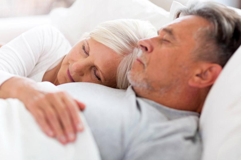 Seniors Sleep
