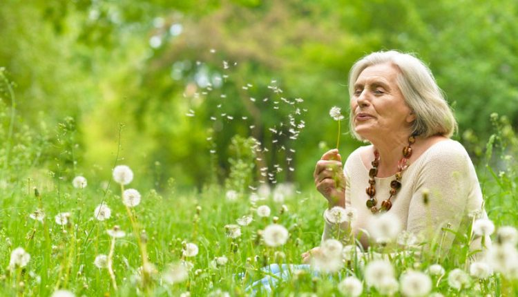 effect of nature on the life quality of older adults