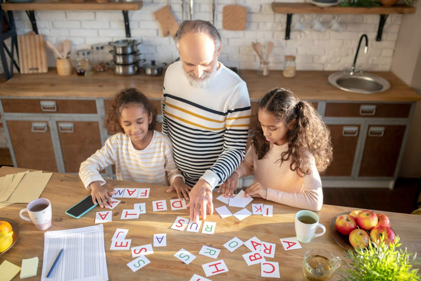 Can Word Games Improve Memory?